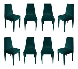 Image of Milo Baughman for Thayer Coggin Dining Chairs