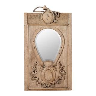 Antique Horseshoe Mirror For Sale