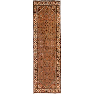"""Vintage Persian Rug, 4'0"""" X 13'5"""" For Sale"""