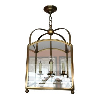 Visual Comfort Arch Top Medium Lantern For Sale