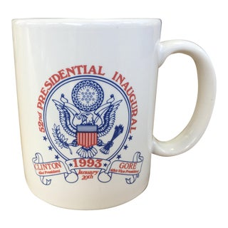 1993 Presidential Coffee Mug For Sale