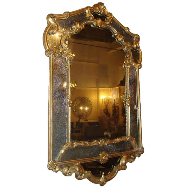 19th Century Italian Mirror - Image 2 of 5