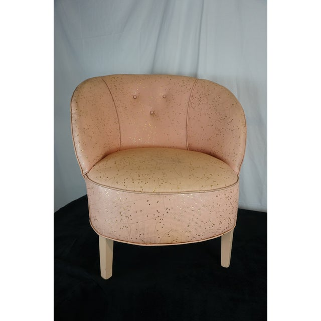 Deco Shell Club Chair - Image 6 of 9