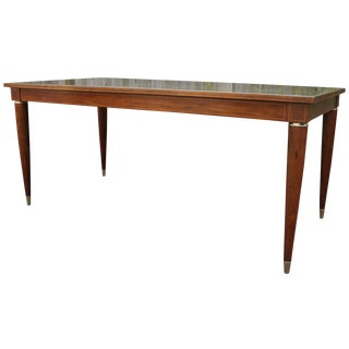 Paolo Buffa Style Dining Table For Sale