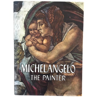 Michelangelo the Painter- Art Book-Abrams For Sale