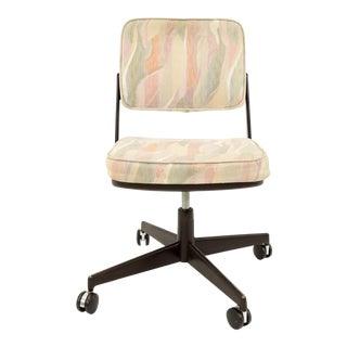 Castelli Style Italian Mid Century Modern Desk Chair For Sale