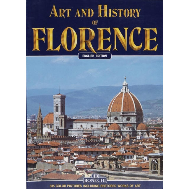 Art and History of Florence Book - Image 2 of 7