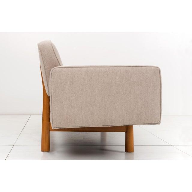 Mid-Century Modern Edward Wormley Gondola Style Sofa for Dunbar For Sale - Image 3 of 11
