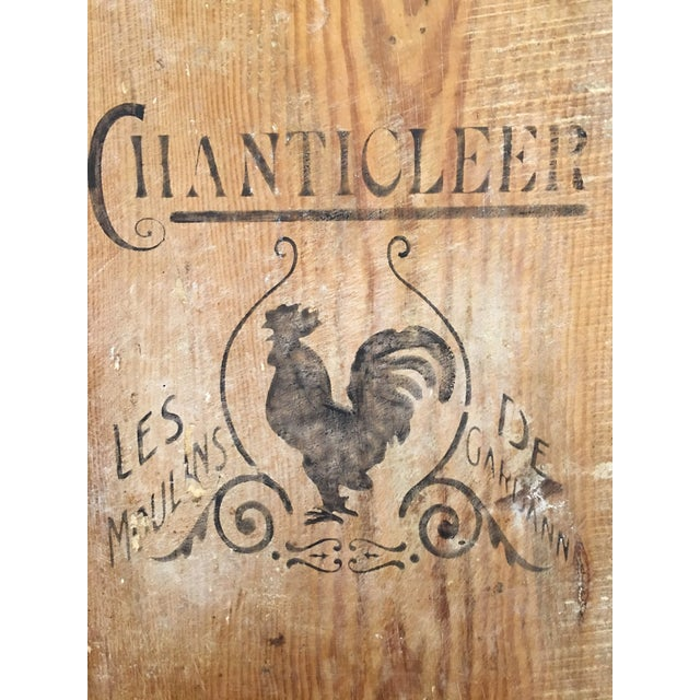 Antique Rustic Bread Board For Sale - Image 4 of 11