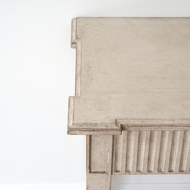 Not Yet Made - Made To Order Göran Swedish Console Table For Sale - Image 5 of 8