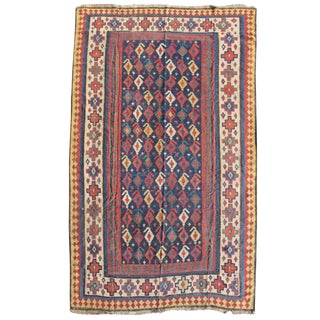 Daghestan Kilim Rug - 6′6″ × 10′ For Sale