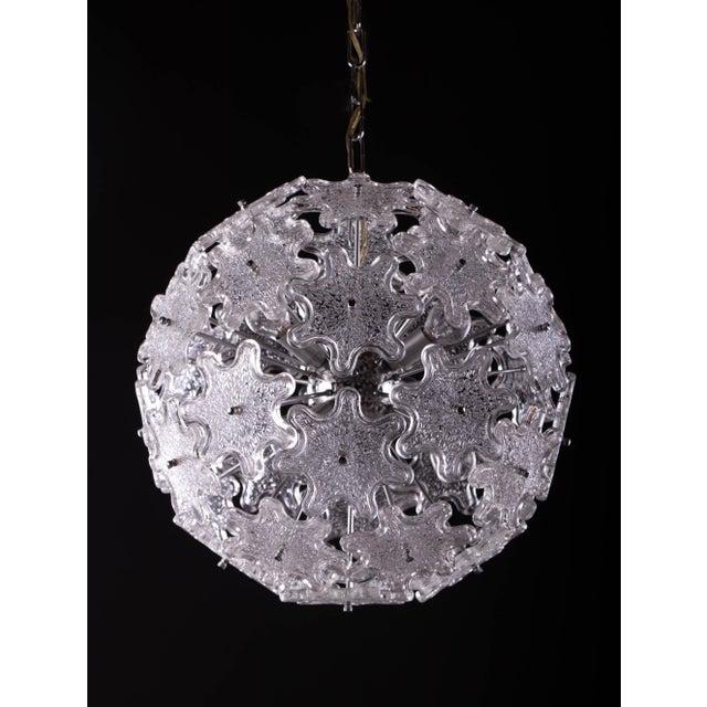 1960s 1960s Italy Paolo Venini Sputnik Chandelier For Sale - Image 5 of 7