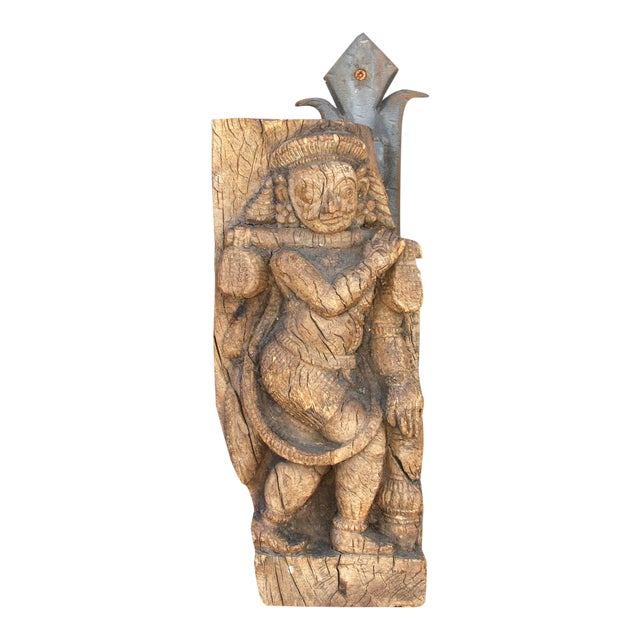 18th Century Rajasthani Temple Carving For Sale