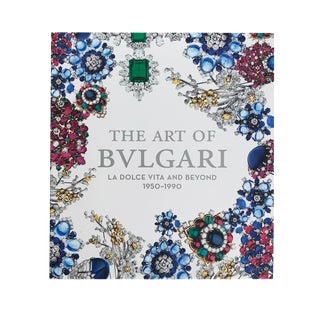 The Art of Bvlgari La Dolce Vita and Beyond 1950-1990 Book For Sale