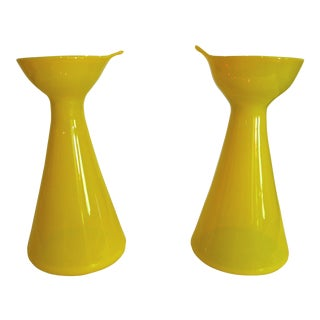 Mid Century Swedish Glass Carafes For Sale