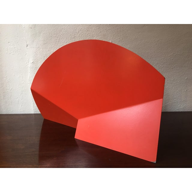 Metal Kevin O'Toole Metal Sculpture, 1986 For Sale - Image 7 of 7
