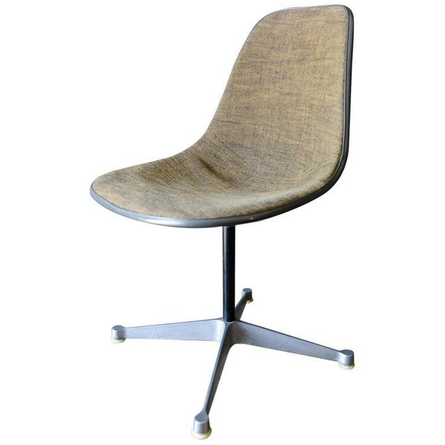1964 Charles Eames for Herman Miller Psc Swivel Chair For Sale - Image 13 of 13