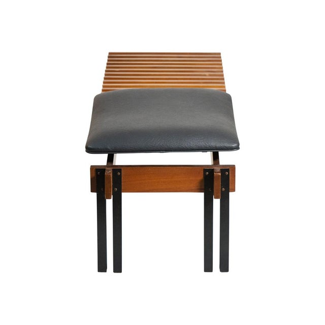 Bench by Inge & Luciano Rubino, 1960s For Sale - Image 6 of 7