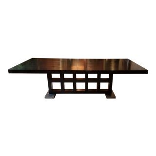 Berman Rosetti Ocampo Dining Table For Sale