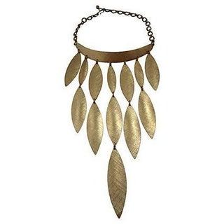 1970s Napier Large Couture Bib Necklace