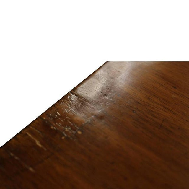 Traditional Biedermeier Drop Leaf Table - Image 6 of 9