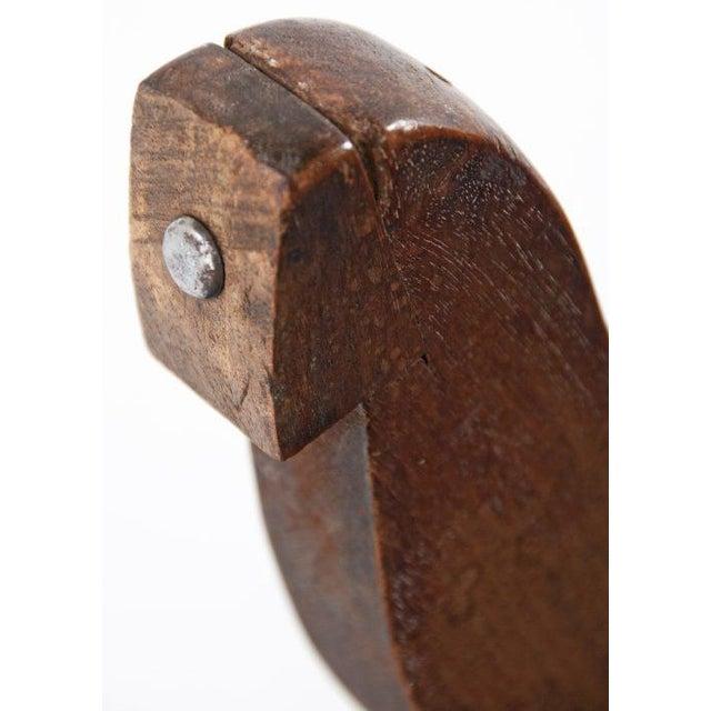 Brown Circa 1850 Swiss Walnut Tilt Top Tea Table For Sale - Image 8 of 11