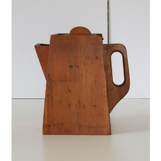 1940's Vintage Coffee Pot Shaped Box Preview