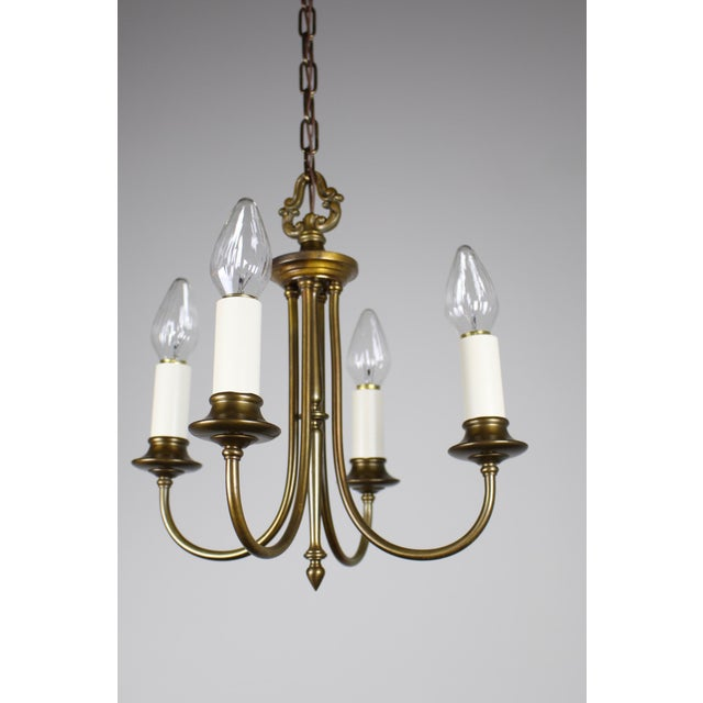 Colonial Revival Candelabra Style Fixture - Image 7 of 8