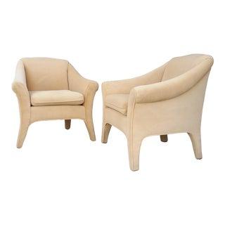 Vintage Karpen Club Chairs - a Pair For Sale