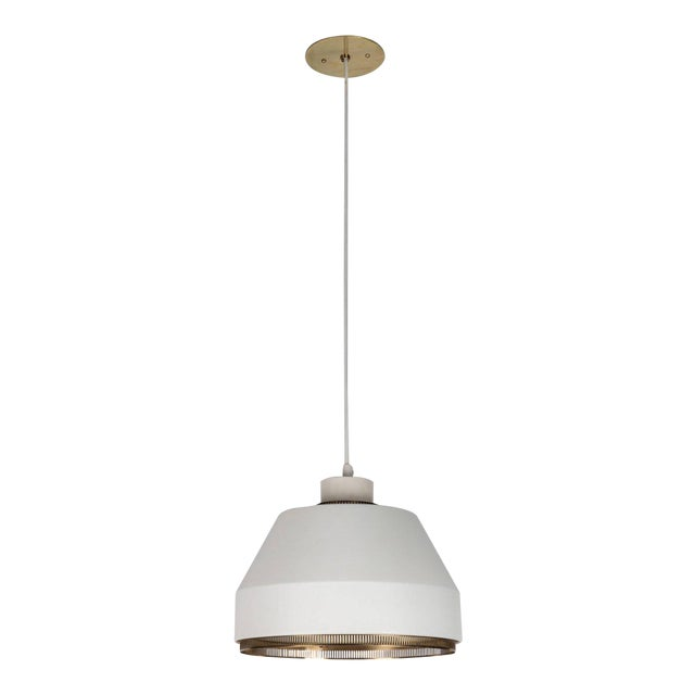 1940s Modern Aino Aalto 'Ama 500' Pendant Light For Sale
