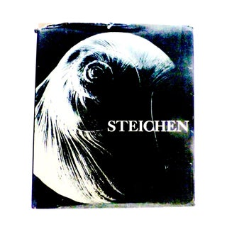 """1960s Vintage """"A Life in Photography"""" Book by Edward Steichen For Sale"""