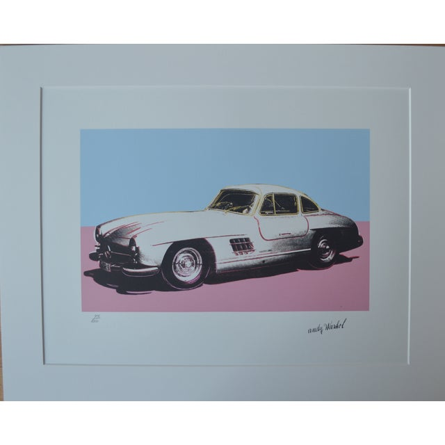 Andy Warhol Mercedes Benz - Image 3 of 5