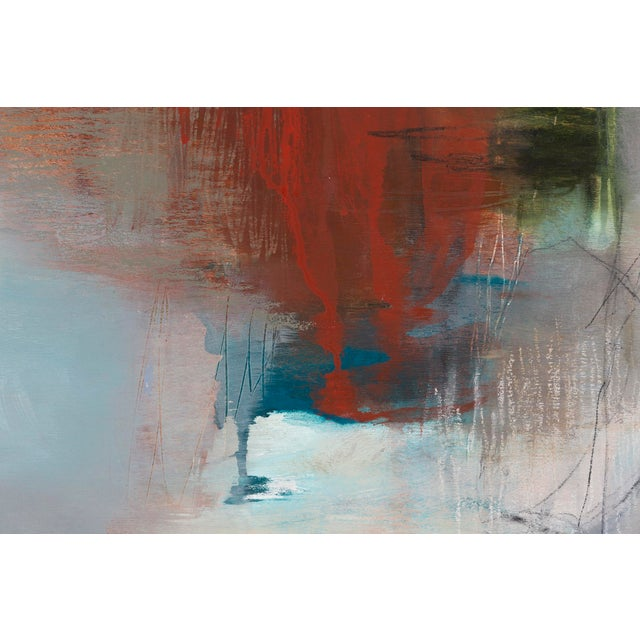 """Abstract Sara Pittman, """"Without Words"""" For Sale - Image 3 of 8"""