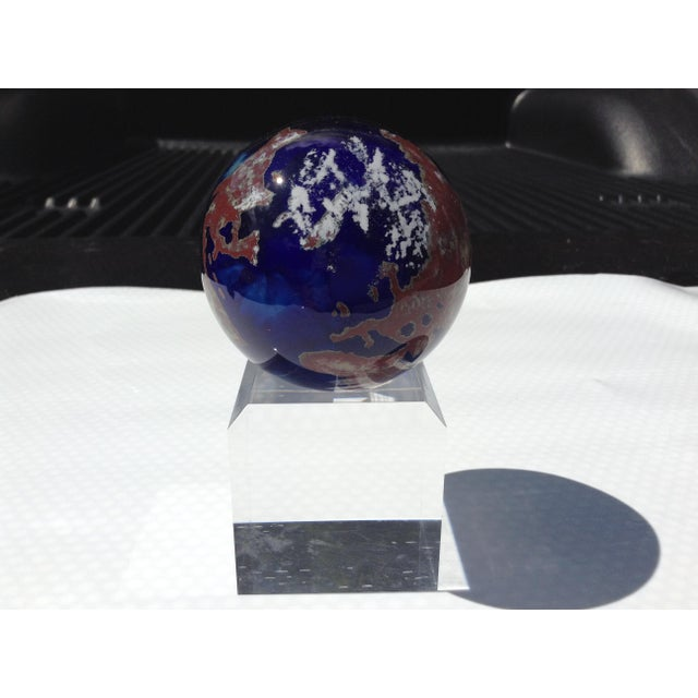 World Sphere With Acrylic Stand - Image 5 of 7