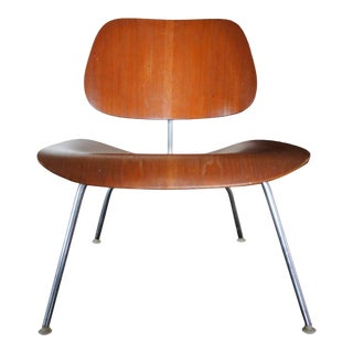 Rare Vintage Herman Miller Eames Lcm Lounge Chair For Sale