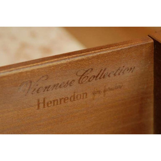 Dorothy Draper Viennese Collection Display Cabinet For Sale - Image 9 of 9