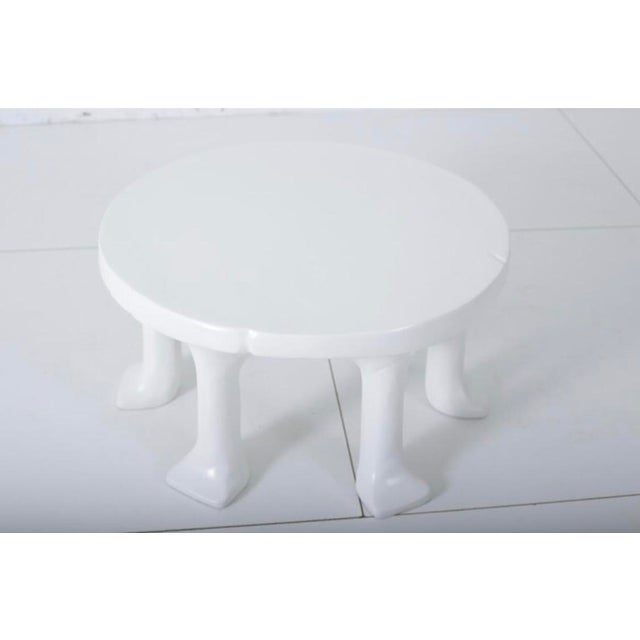 Glass African John Dickinson Coffee Table For Sale - Image 7 of 8