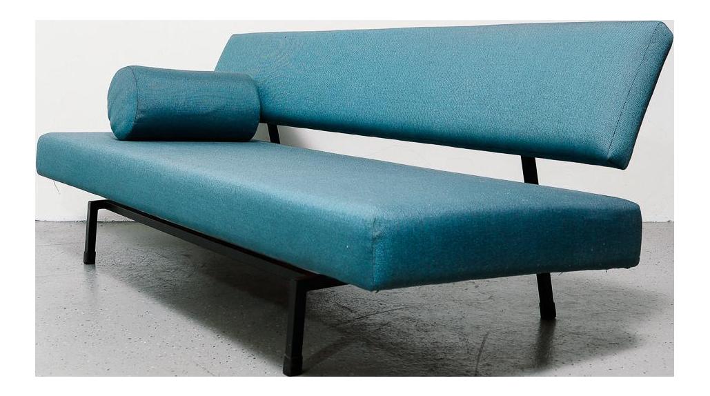 - Dutch Vintage Martin Visser Pull Out Sleeper Sofa Chairish