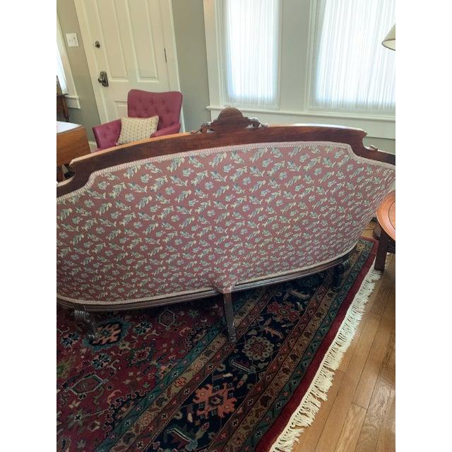Elegant Settee For Sale In Washington DC - Image 6 of 9