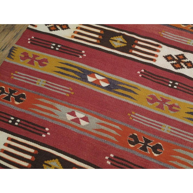 1950s Mut Kilim For Sale - Image 5 of 6