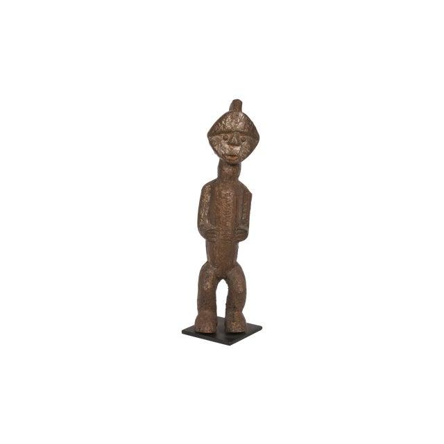 African Figure on Custom Base - Image 1 of 3