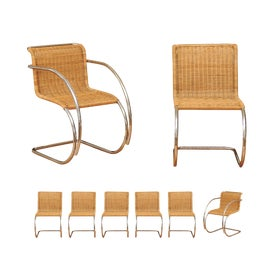 Image of Caning Dining Chairs