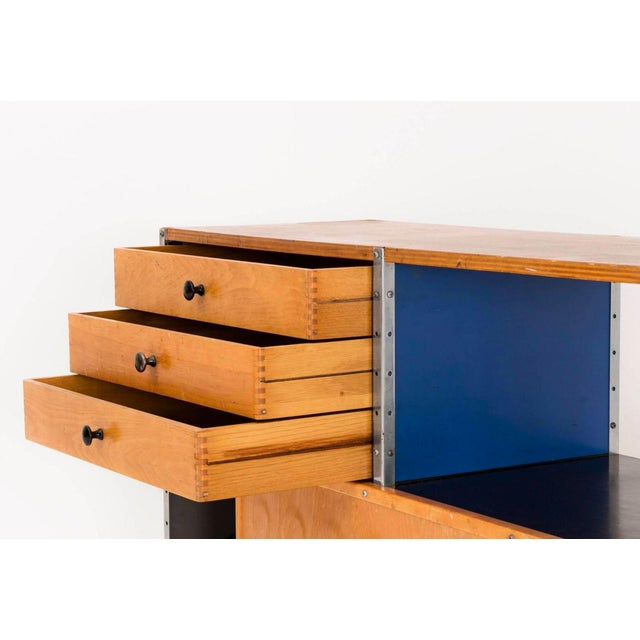 Charles and Ray Eames ESU 220-N For Sale In Los Angeles - Image 6 of 11