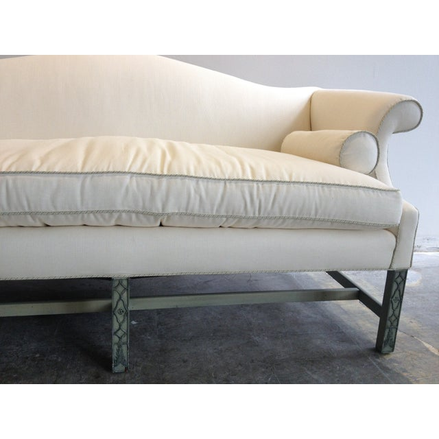 Kittinger Chippendale Sofa With Fretwork Legs - Image 5 of 5