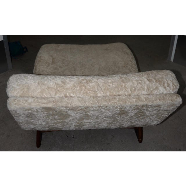 Mid-Century Modern Adrian Pearsall Wave Rocker Mid 20th Century For Sale - Image 3 of 5