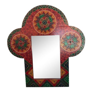 David Marsh & Fellow Craftsmen Signed Mirror For Sale