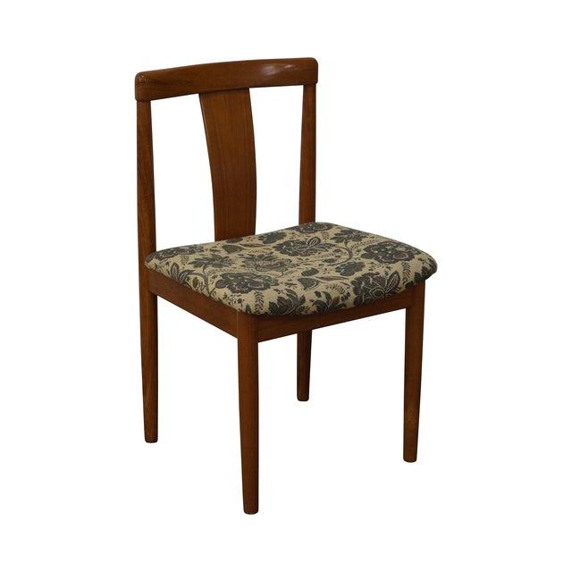 Danish Modern Dining Chair by Vamdrup Stolefabrik For Sale