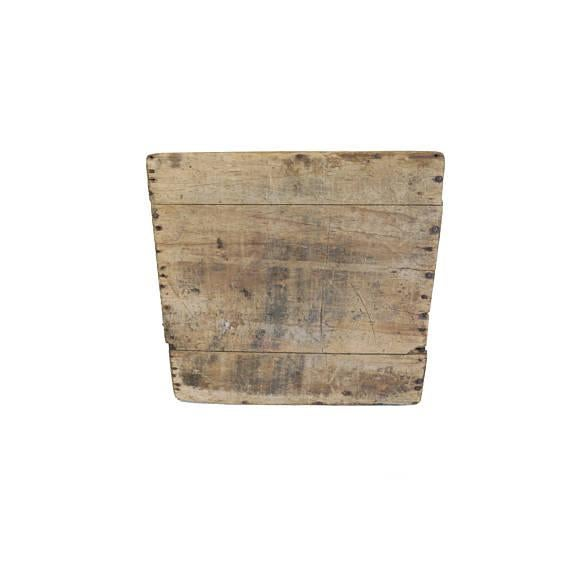 Antique Manchester Biscuit Company Wood Crate Box For Sale - Image 5 of 5