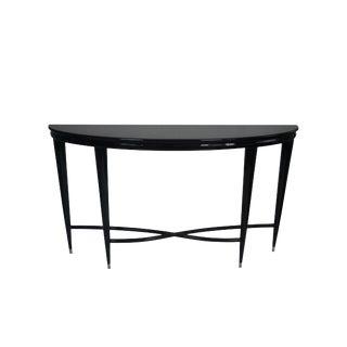 Contemporary Alden Parkes Giovanni Console Table For Sale