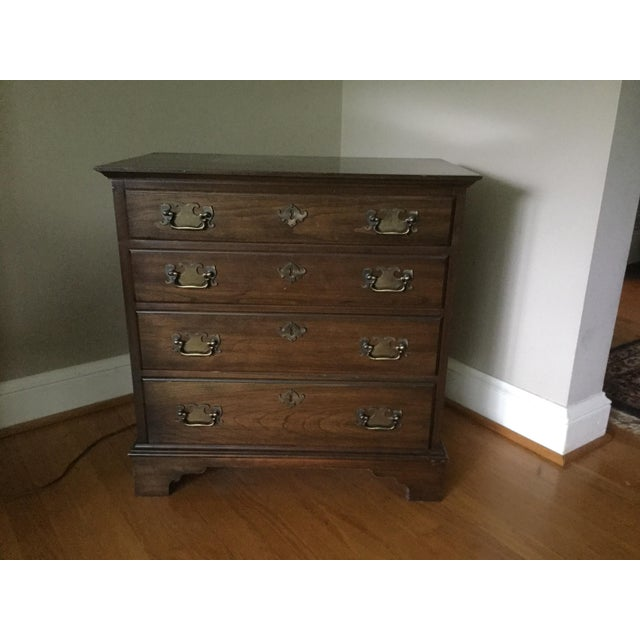 1970s Pennsylvania House Small Chest For Sale - Image 5 of 5